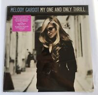 "MELODY GARDOT  ""MY ONE AND ONLY THRILL"" 180 GRAM AUDIOPHILE  BRAND NEW SEALED LP"