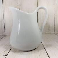 Bodum  Ceramic White Tapered  Creamer  Pitcher