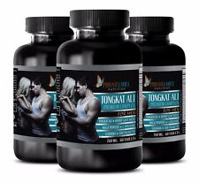 Muscle gain supplements - TONGKAT ALI PREMIUM COMPLEX  3B - horny goat weed diet