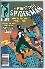 **AMAZING SPIDER-MAN #252**(MAY 1984, MARVEL)**1ST BLACK SUIT!**NEWSSTAND**VF**