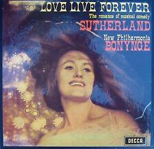 Joan Sutherland OZ 2LP Box set Love live forever NM Decca 349-50 Boynge