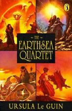 "The Earthsea Quartet: ""A Wizard Of Earthsea""; ""The Tombs of Atuan""; ""The Farthe"