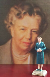 ELEANOR ROOSEVELT FIGURINE - ADD TO YOUR MARX COLLECTION