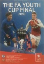 * 2018 FA YOUTH CUP FINAL - CHELSEA v ARSENAL (BOTH LEGS - 27th & 30th April) *