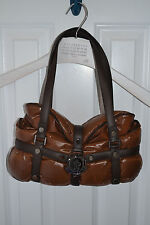 NWT Moncler A Porter Quilted Down-Filled Shoulder Bag Purse $699 Made in Italy!