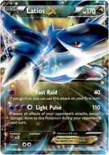 Pokemon Roaring Skies Latios-EX - 58/108 - Holo Rare EX Card