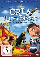ORLA FROSCHFRESSER: AUCH KLEINE KÖNNEN SICH WEHREN  DVD NEU