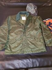US Military Impermeable Extreme Cold Weather Jacket (size Large)