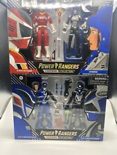 POWER RANGERS LIGHTNING COLLECTION SPECTRUM 2 PACK In Space SPD Target Exclusive