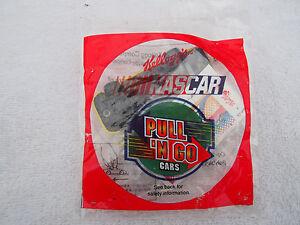 Hot Wheels Kellogg's Mini Wheats NASCAR 1999 Pull 'N Go Series Premium  ~NIP~