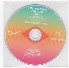 (FC48) Giganta, Force - DJ CD