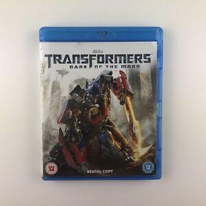 Transformers: Dark Of The Moon (Blu-ray, 2011) r