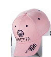 Beretta Classic Trident Cap BC83 Pink OSFA Make an Offer