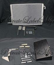 PLM Audi S4 S5 B8 Heat Exchanger RESEVOIR Cooling Kit Engine Coolant A4 B8.5