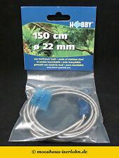 Hobby Spiral - Reinigungsbürste Schlauchbürste für Aquarien 150cm / 22mm