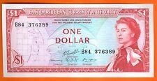 CARAÏBES  EAST CARIBBEAN 1 DOLLAR P 13  ETAT NEUF