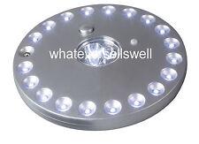 23 LED UFO LUCE TENDA CAMPEGGIO LANTERNA LED brillante usare in cucina lavoro garage