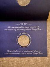 1992 EuroDisney Cast Member Coin