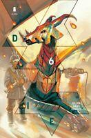 Die #6 IMAGE COMICS Cover A Hans 1ST PRINT GILLEN