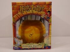 2001 TriStar Harry Potter Quidditch Golden Snitch Ball Keepsake Box Hard to find