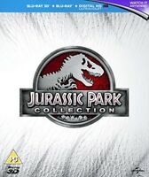 Jurassic Park (3 Film) Collection 1 - 3 Nuovo (8303986)