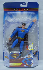 Superman Returns Ultra Flight Force Superman 8in Action Figure NIP Mattel S104-4