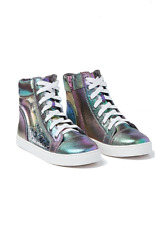 Justice Girls High Top Sneakers Shoes