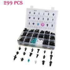 299pcs Car Body Push Retainer Pin Rivet Panel Moulding Clip Trim Assortments Kit