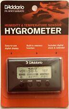D'Addario Planet Waves Hygrometer Humidity & Temperature Sensor