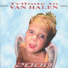 Little Guitars: A Tribute to Van Halen by Various Artists (CD, Jul-2000, Triage