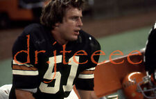 1976 Chris Devlin CINCINNATI BENGALS - 35mm Football Slide