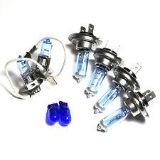 Lancia Phedra 179 H7 H7 H3 501 55w Tint Xenon High/Low/Fog/Side Headlight Bulbs
