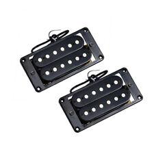Electric Guitar Humbucker Pickup Bridge Neck Set Double Coil for Gibson Parts