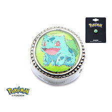 Officially Licensed Pokemon Bulbasaur Bead Charm *NEW*