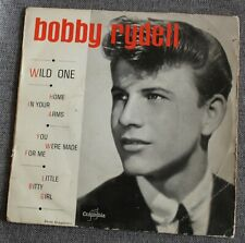Bobby Rydell, wild one + 3, EP - 45 tours