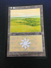 S-CHINESE  Plains D  Portal  ALTERNATE ART  MTG MINT