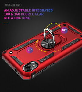 Anti-Shock Magnetic Thin Phone Case For Motorola MOTO E7 E6 G9 G8 Play G7 E6S