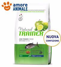 Trainer Natural Adult Maxi con Tonno 12 kg (Nuova, ex 12,5 Kg) Crocchette cani