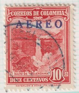 COLOMBIA 1953   10c  Good Used  Classic Stamp (C1)