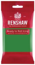 Renshaws Regalice 500g Gram Ready Roll Icing Sugarpaste Fondant - All Colours