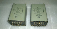 Pair of RCA MI-11712 Bridging Audio Transformer 20Kohm to 150/600ohm Line Output