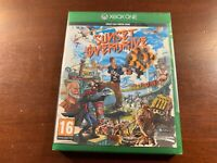 xbox one sunset overdrive  new factory sealed uk version