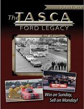 The Tasca Ford Legacy book Bob McClurg John Force great gift! CT526