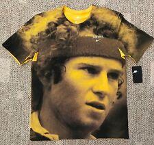 Men's L Large Nike Sportswear Archive 8 John McEnroe T-Shirt Tennis 928338 Rare