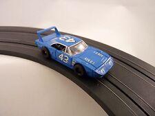 TYCO 25002  HP7 CAR SUPERBIRD # 43 BLUE  SLOT CAR 1/EA
