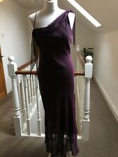 Wallis Grecian Style Cocktail Prom Bridesmaid Dress. Size 12