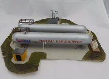 HO Scale CENTRAL GAS & SUPPLY Propane