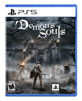 DEMON'S SOULS (PS5) BRAND NEW FACTORY SEALED (Sony PlayStation 5) Free Shipping
