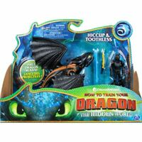 How To Train Your Dragon Hidden World Dragon & Viking Assorted