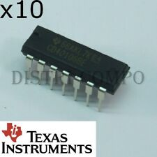 40106 = CD40106BE CMOS Hex inverter trigger DIP-14 Texas RoHS (lot de 10)